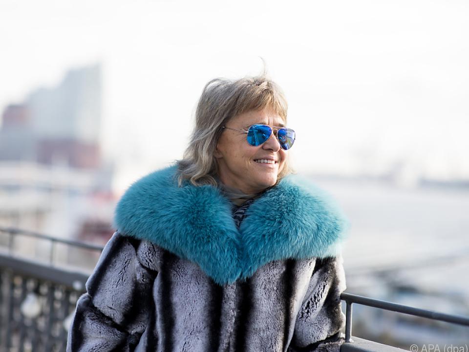 Rocksängerin Suzi Quatro stellt neues Album vor