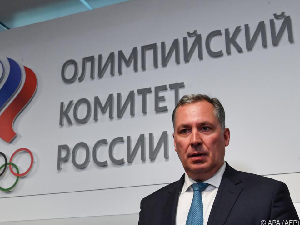 Russen sorgen für weiteren Affront