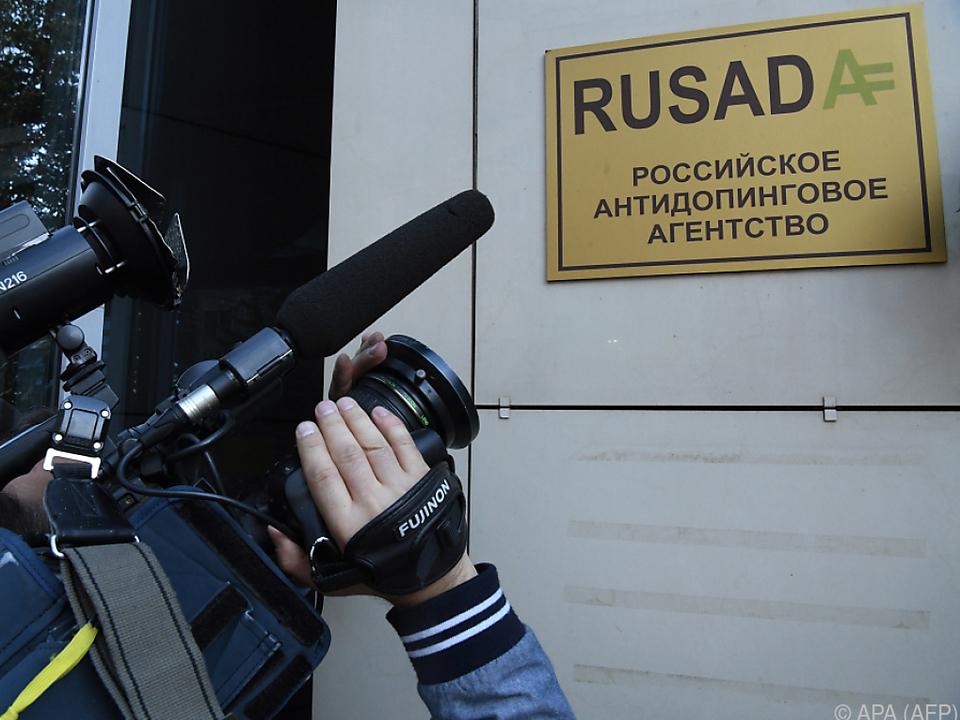 Russland muss nun Dopingproben für Nachtests freigeben