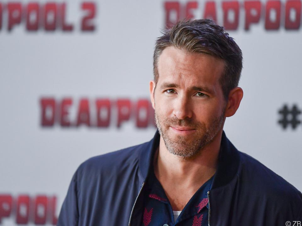Ryan Reynolds übernimmt Hauptrolle in Romanze