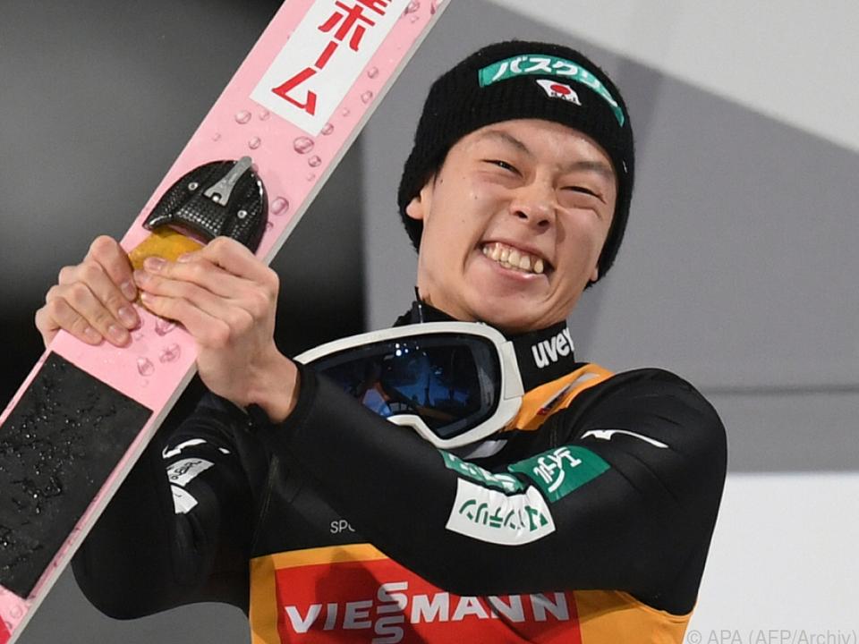Ryoyu Kobayashi eine Klasse für sich