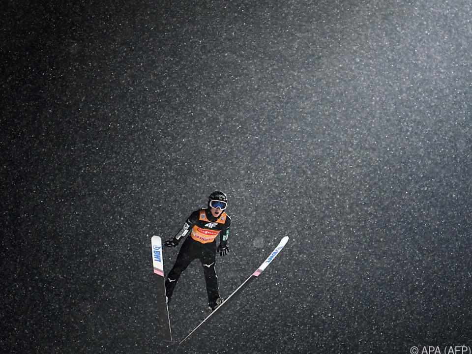Ryoyu Kobayashi führt die Qualifikation an
