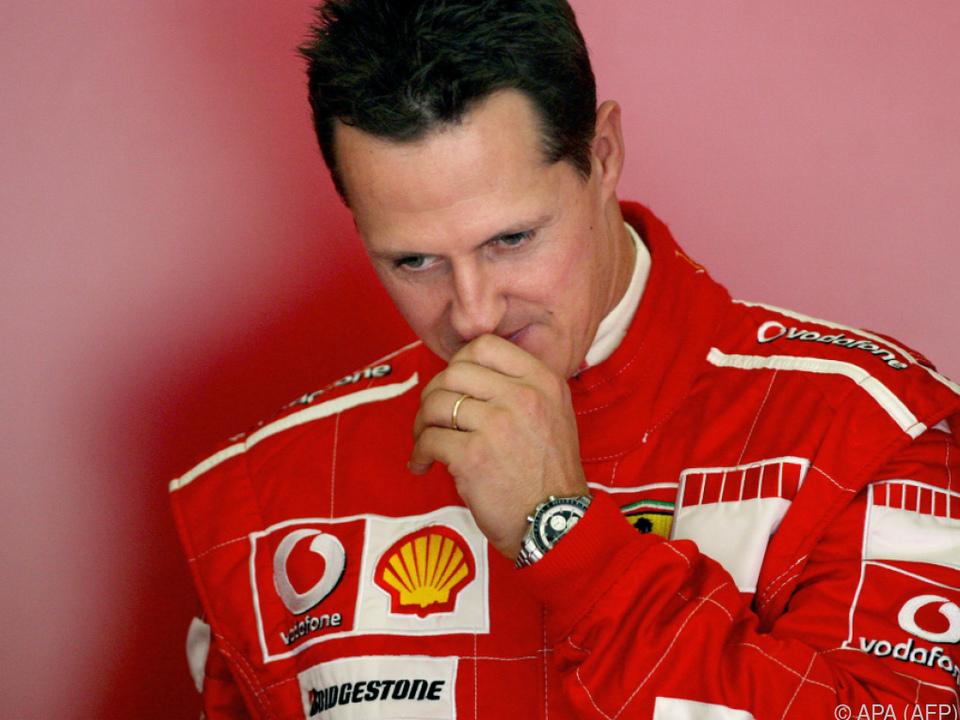 Schumacher wird 50 Jahre alt