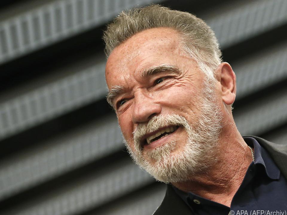 Schwarzenegger blieb Vajna in Freundschaft verbunden