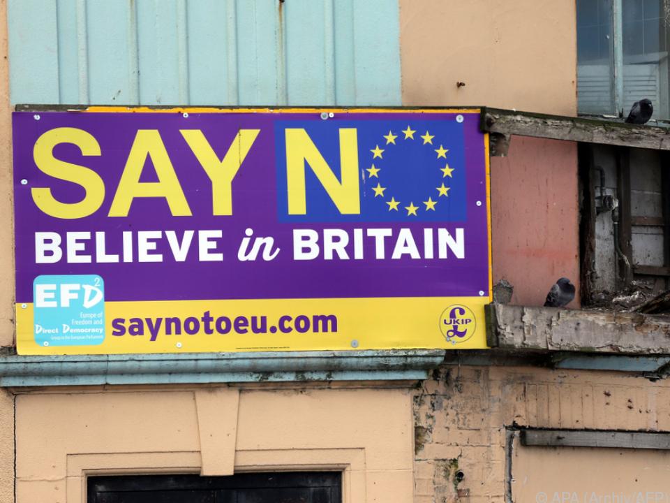 Sollen Briten noch einmal abstimmen?