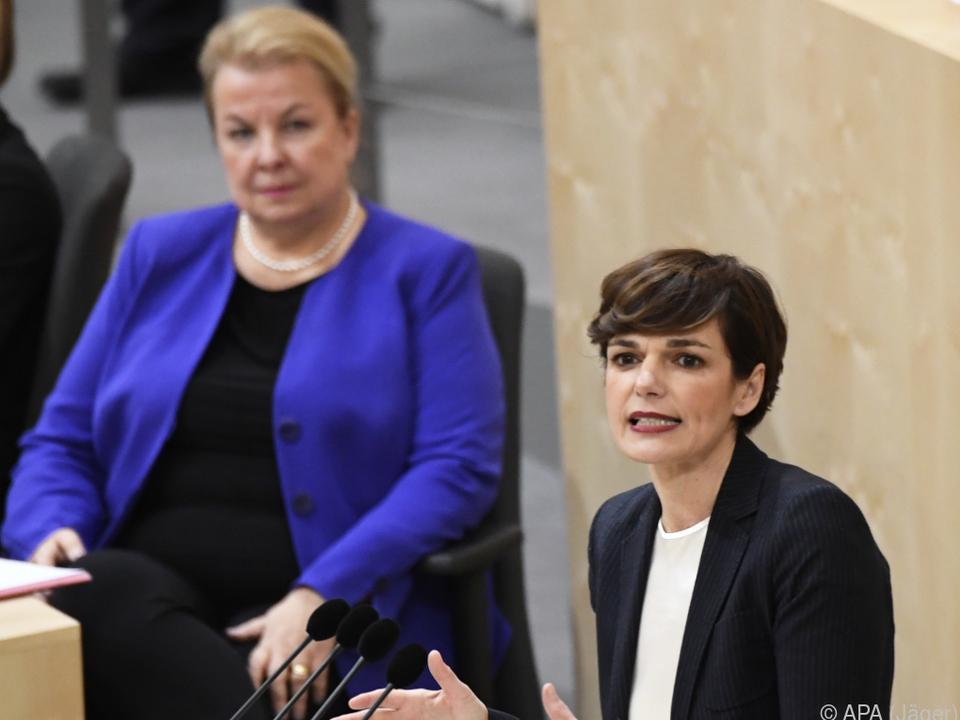 SPÖ mit \