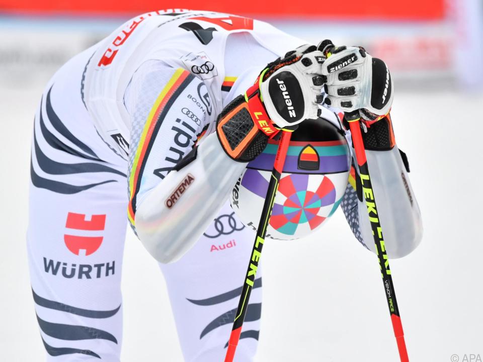 Stefan Luitz muss um seinen Weltcupsieg zittern