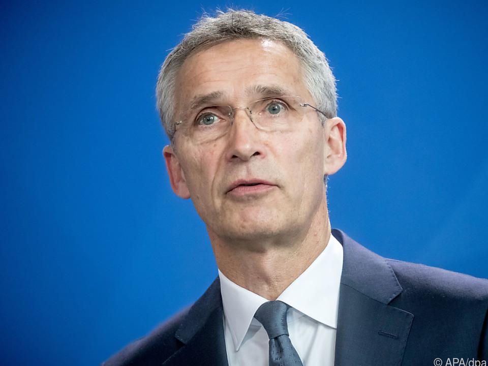 Stoltenberg setzt aber weiterhin auf den Dialog mit Moskau