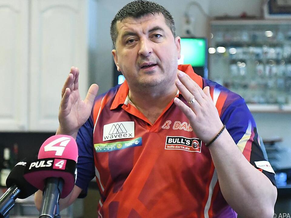 Suljovic bereit für 15-Wochen-Turnier