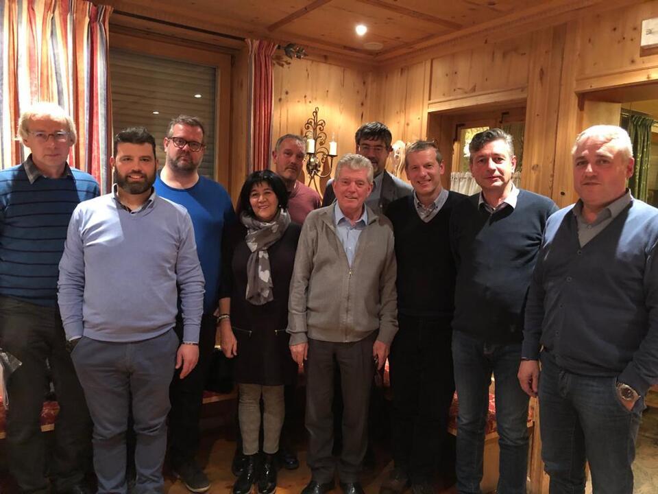 SVP Bezirksausschuss Vinschgau 15.01.2019