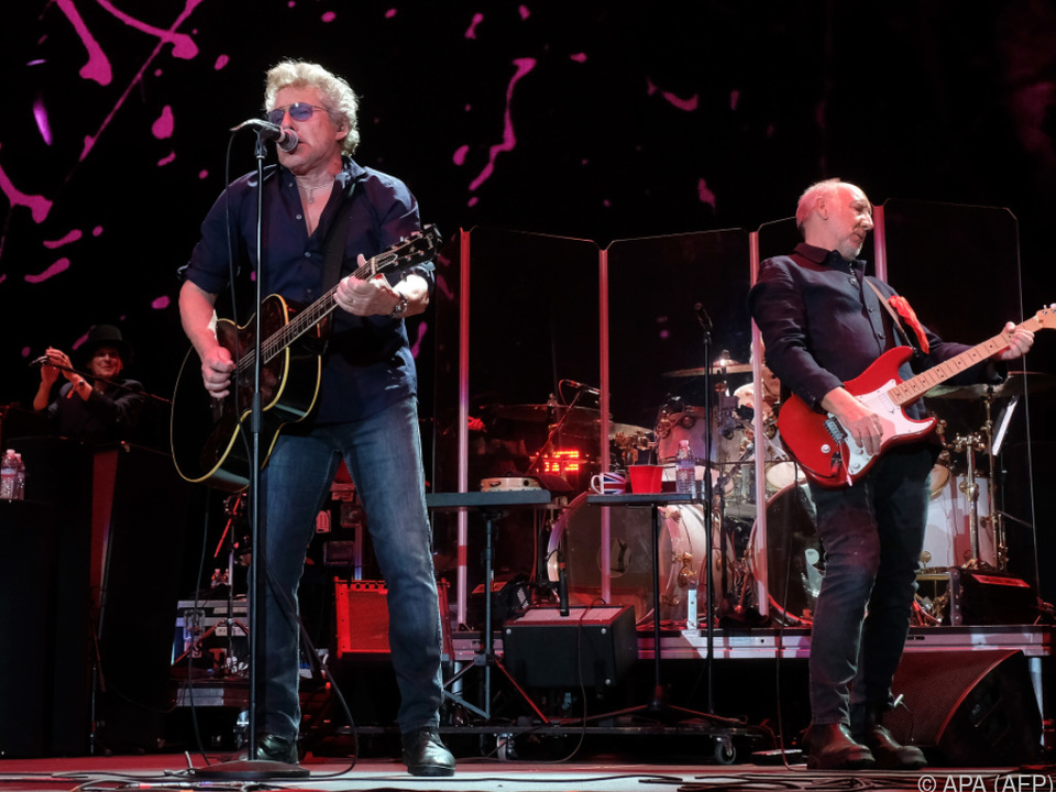 The Who bringen nach 13 Jahren wieder Album heraus