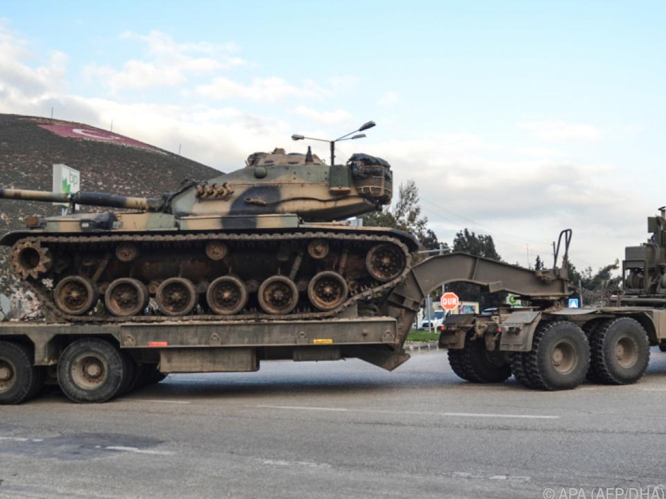 Türkisches Militär will weiter gegen Kurden in Syrien vorgehen