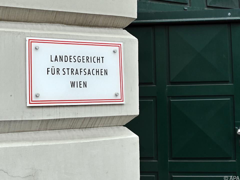 Urteilsspruch im Wiener Straflandesgericht
