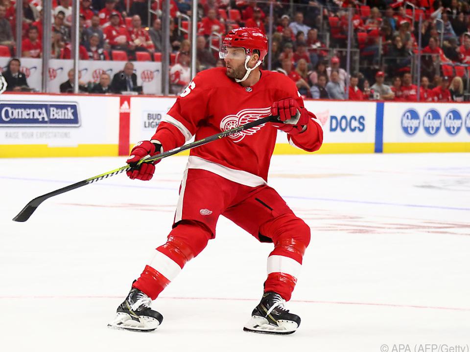Vanek absolviert derzeit seine 14. Saison in der NHL