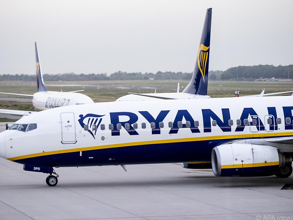 Viele Briten sind von Ryanair enttäuscht