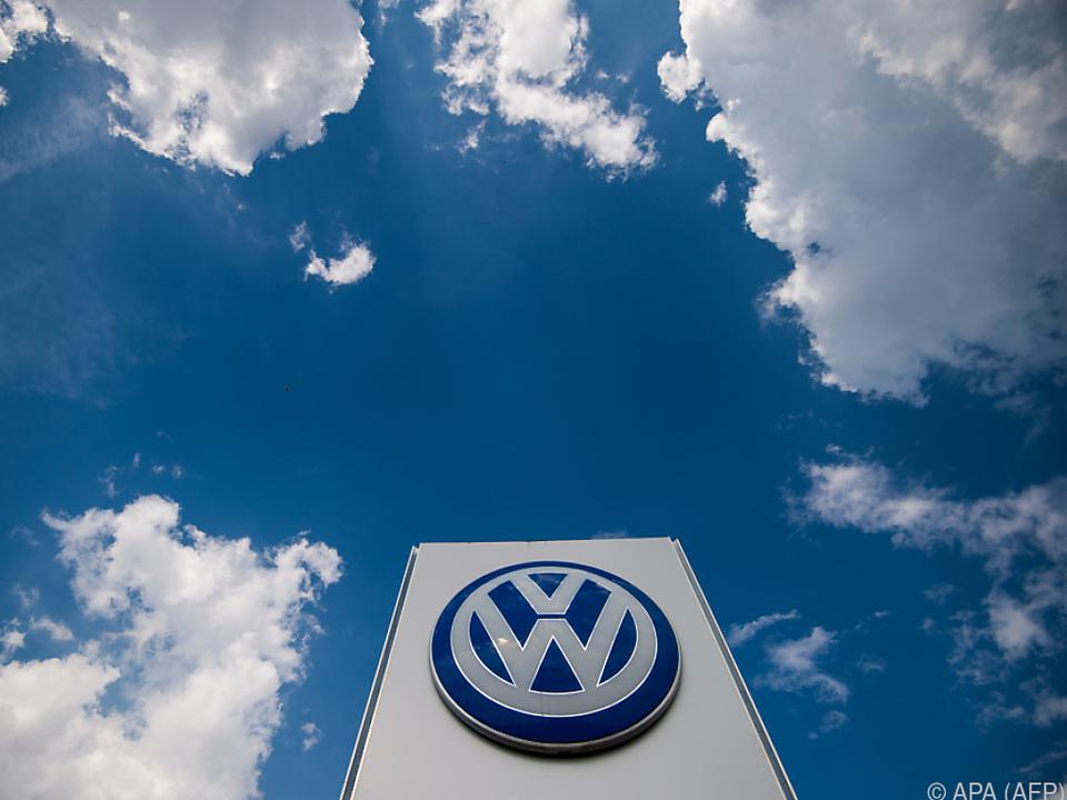 Volkswagen-Konzern in Bedrängnis