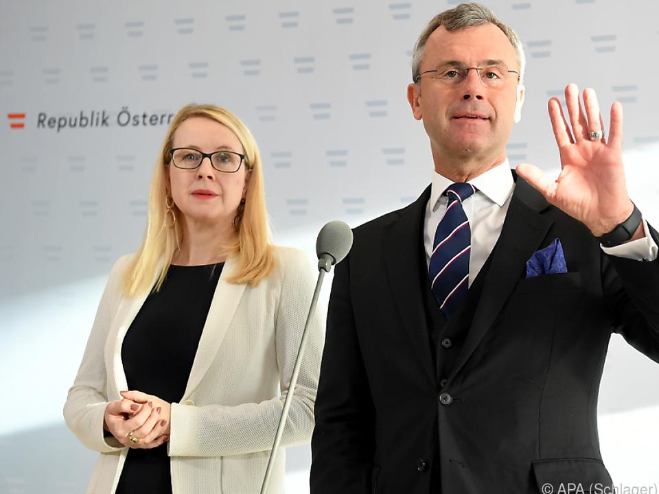 Weitere Ankündigungen der Regierung in Mauerbach