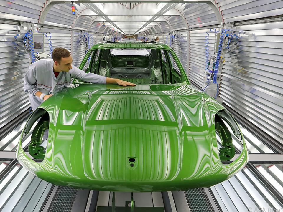 Wirtschaftliche Probleme gab es auch in der Autoindustrie
