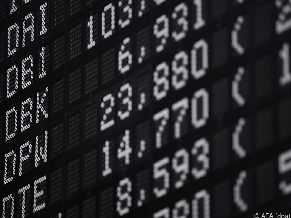 Zäher Börsenstart ins Jahr 2019