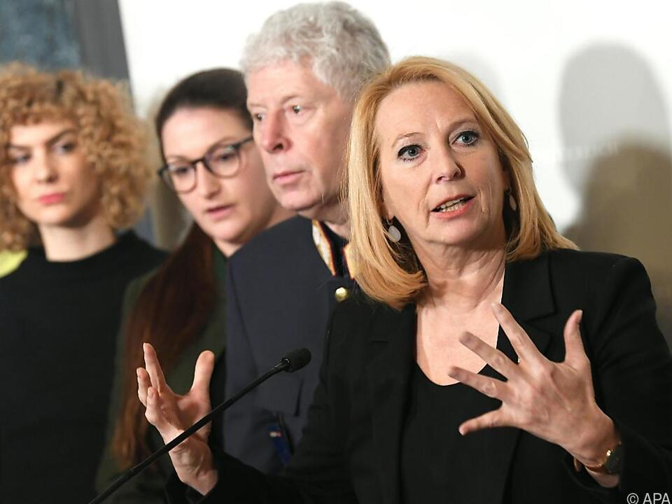 Zweite Nationalratspräsidentin Doris Bures (SPÖ)