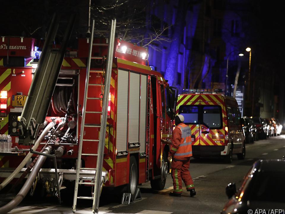 200 Feuerwehrkräfte waren vor Ort