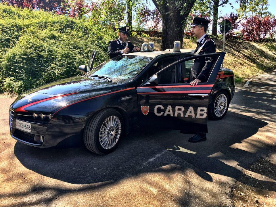 Bozen Carabinieri