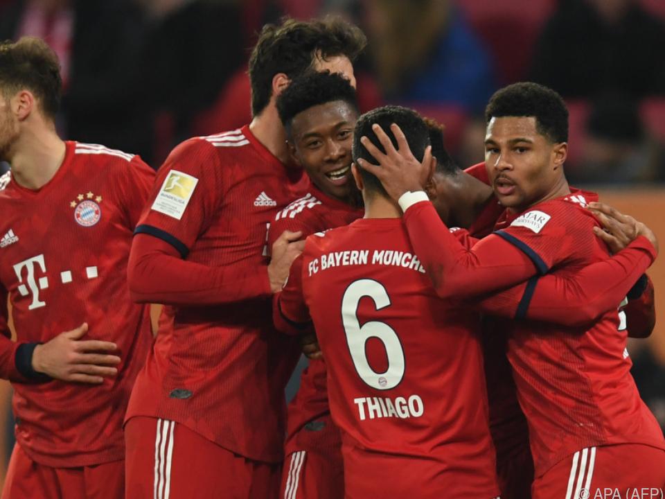 Alaba avancierte zum Matchwinner für die Bayern