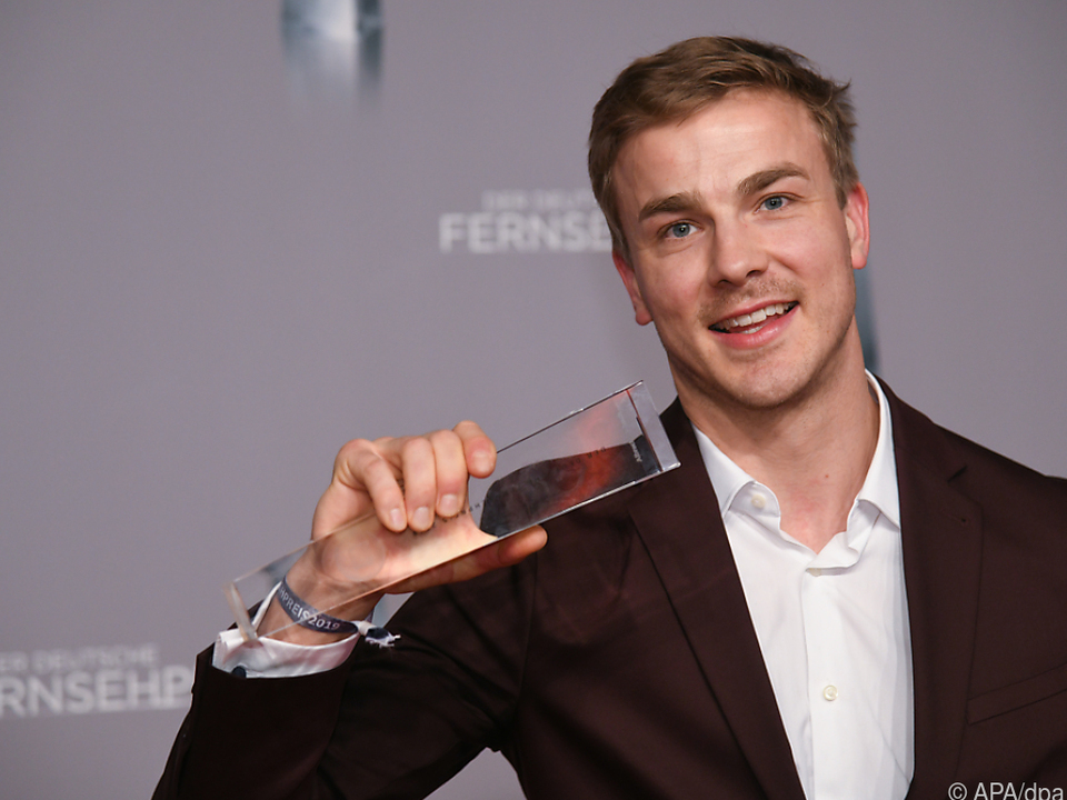 Albrecht Schuch wurde als bester Schauspieler ausgezeichnet