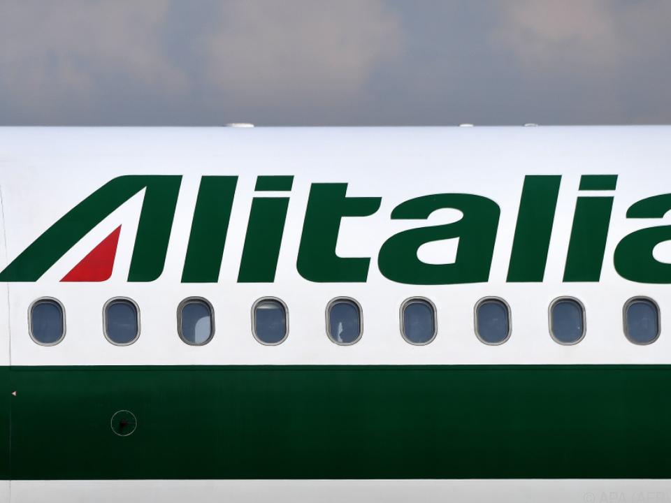 Alitalia sucht einen potenten Geldgeber