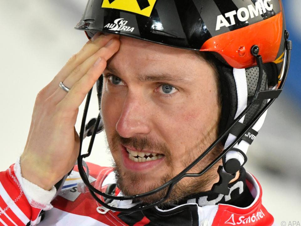 Antreten von Marcel Hirscher bei den Rennen nicht in Gefahr