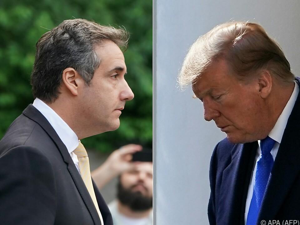 Anwalt Cohen bricht anscheinend endgültig mit Trump