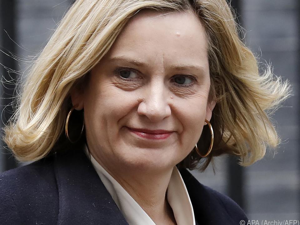 Arbeitsministerin Rudd gegen No Deal