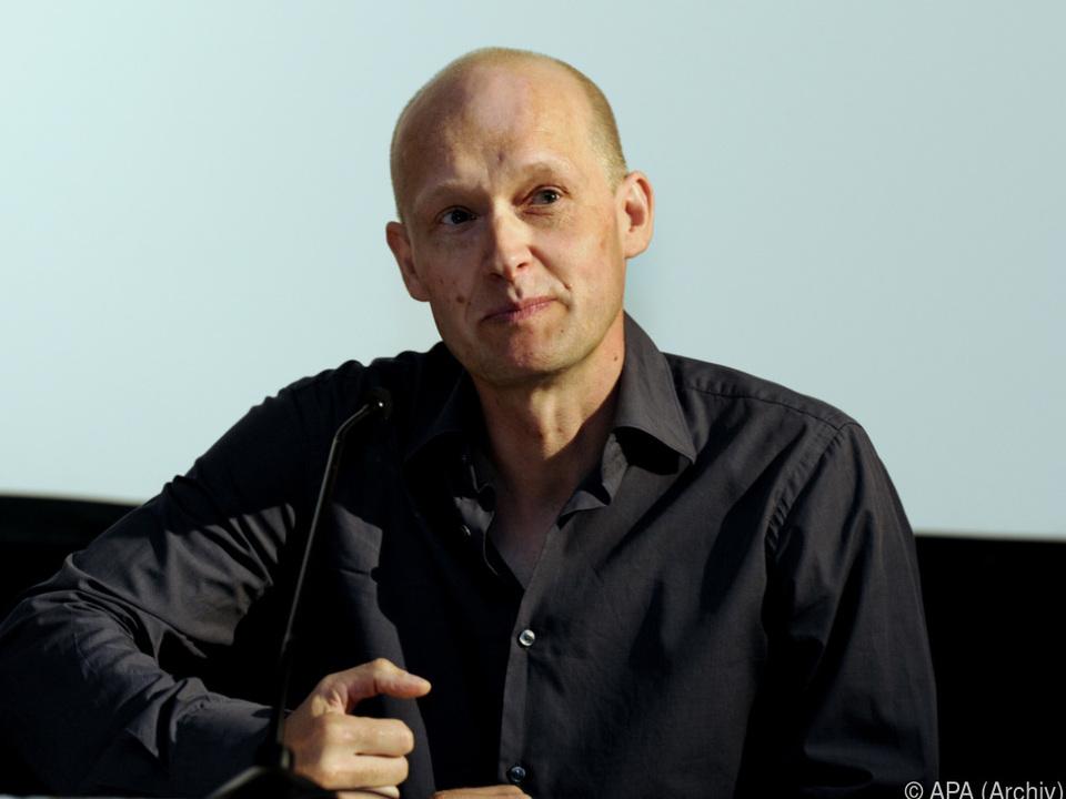 Arno Geiger erhält die Auszeichnung in der Kategorie Literatur
