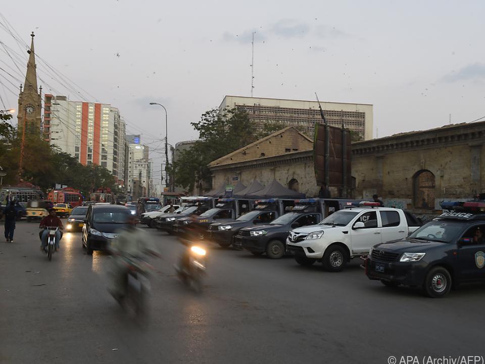 Asia Bibi reiste aus Pakistan aus