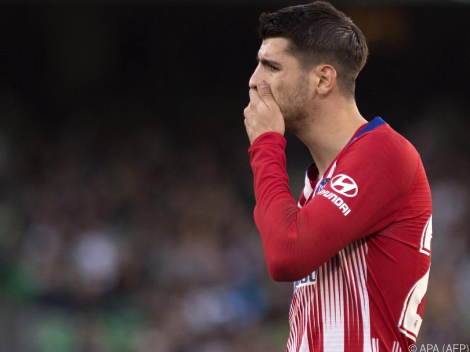 Atletico kassierte die erste Niederlage seit 1. September 2018