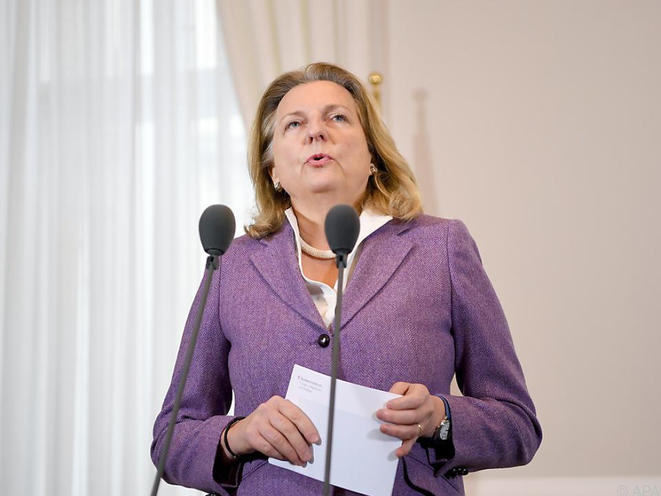 Außenministerin will besondere Akzente setzen