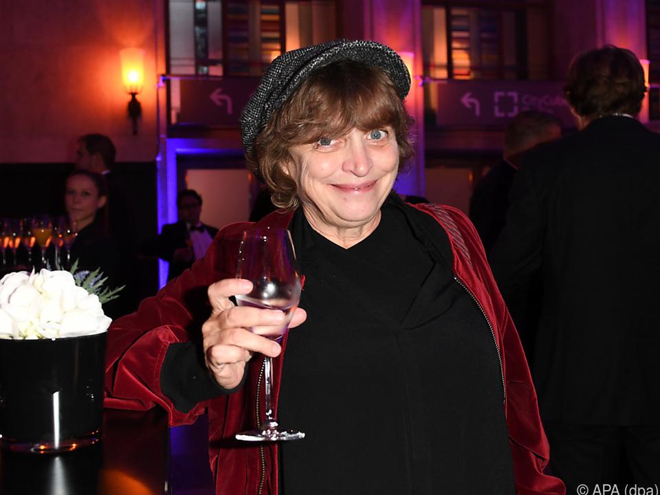 Auszeichnung für Katharina Thalbach