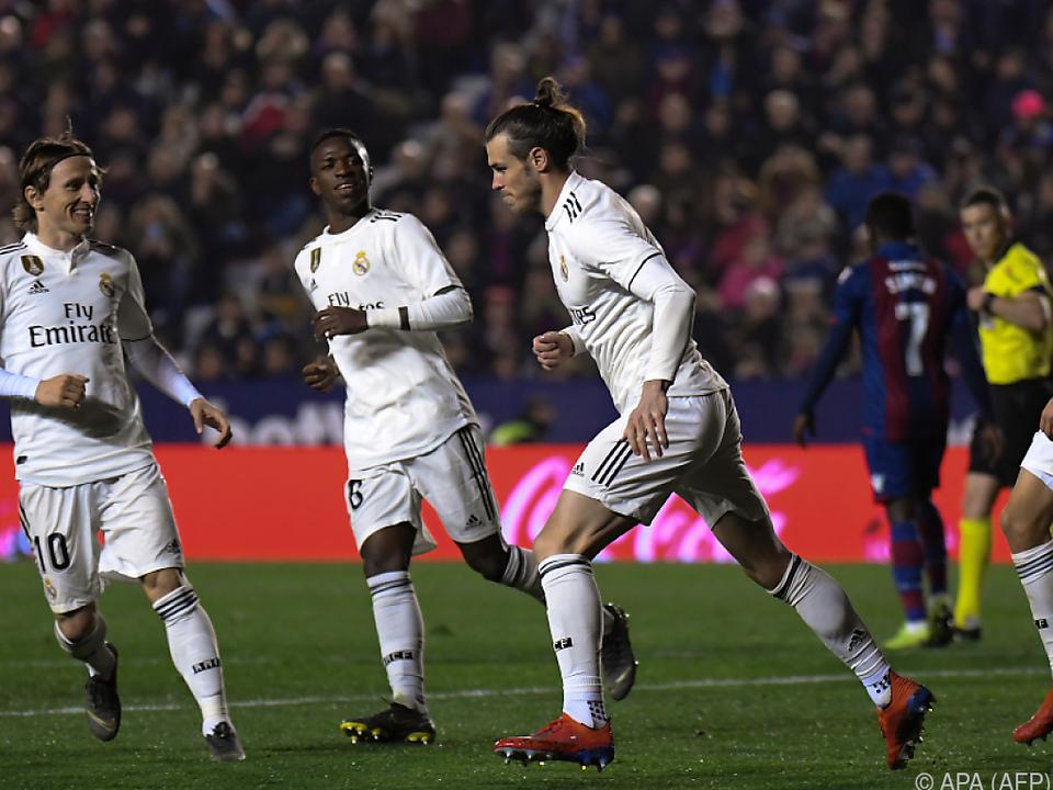 Bale sorgte für den Endstand