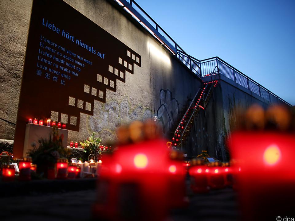 Bei der Duisburger Loveparade 2010 starben 21 Menschen