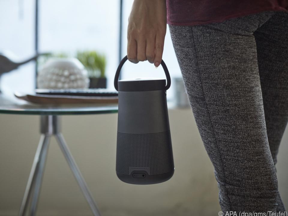 Henkelmann mit 360-Grad-Sound: Der Sondlink Revolve Plus von Bose