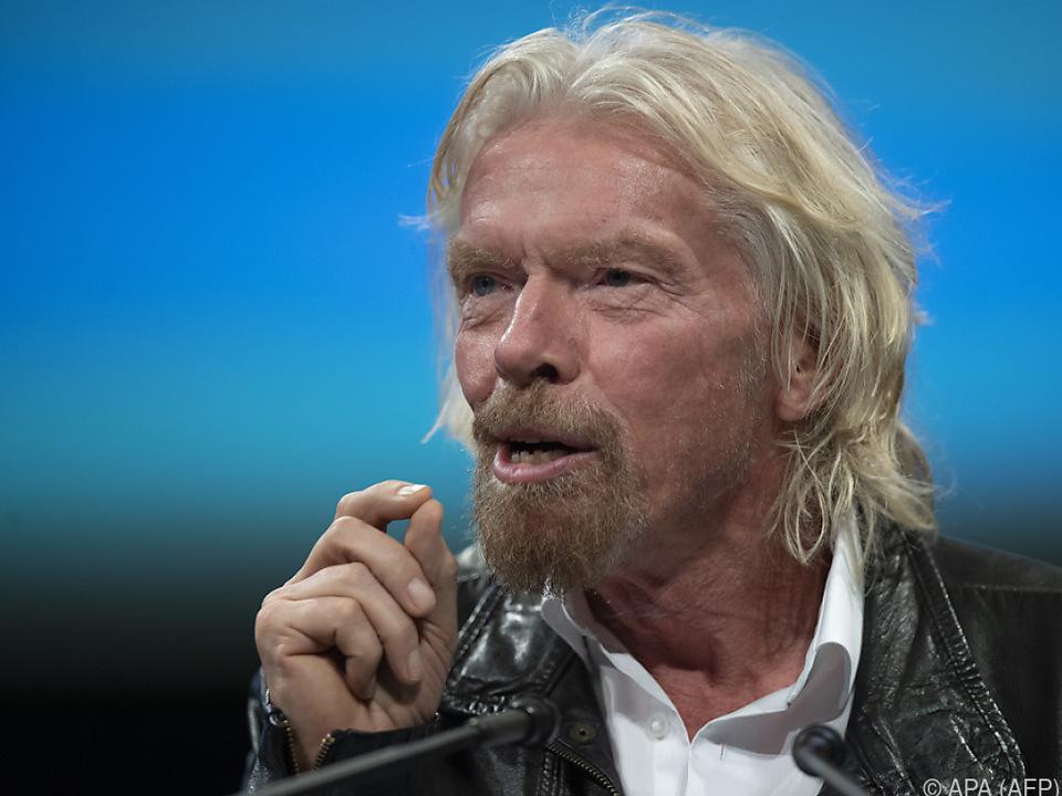 Branson engagiert sich für Venezuela