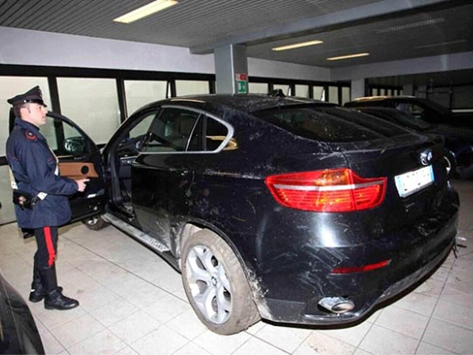 Bmw X6 Carabinieri Viadana