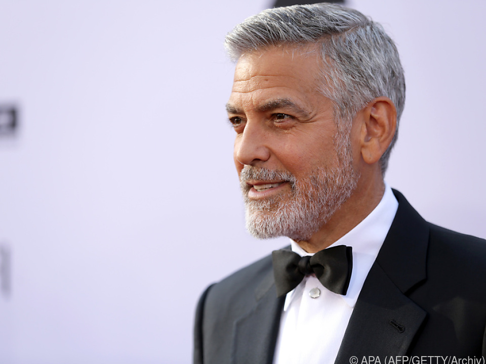 Clooney hatte den Medien vorgeworfen, Herzogin Meghan zu belagern