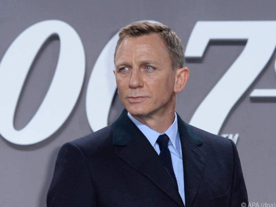 Daniel Craigs nächster Einsatz als 007 muss noch warten