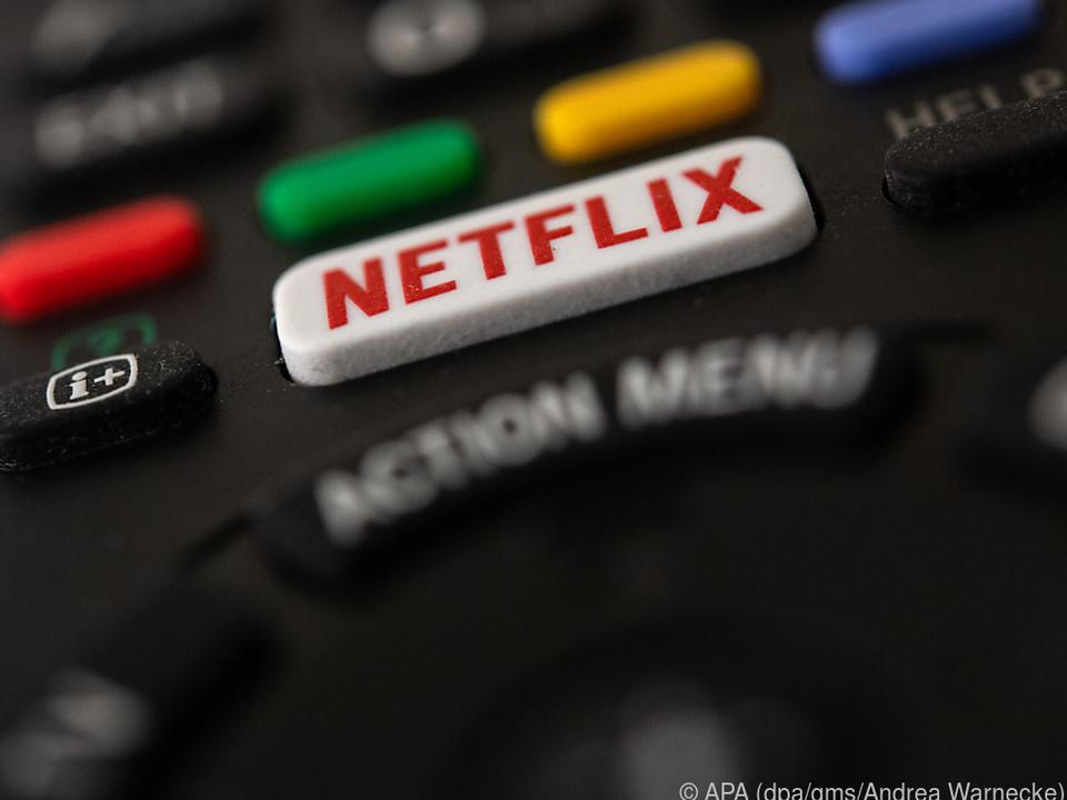 Netflix ist einer der großen Player auf dem Streaming-Markt