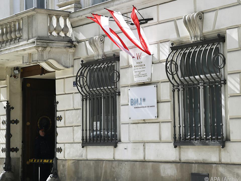 Das Innenministerium macht im Asylbereich Druck