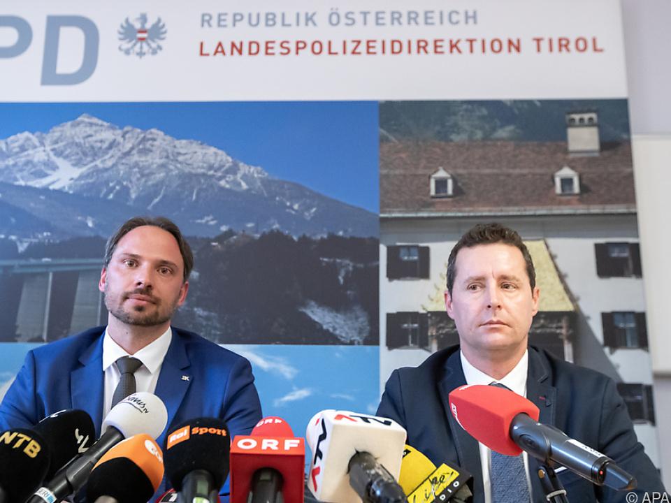 Den Athleten drohen laut Staatsanwalt Mayr bis zu drei Jahre Haft