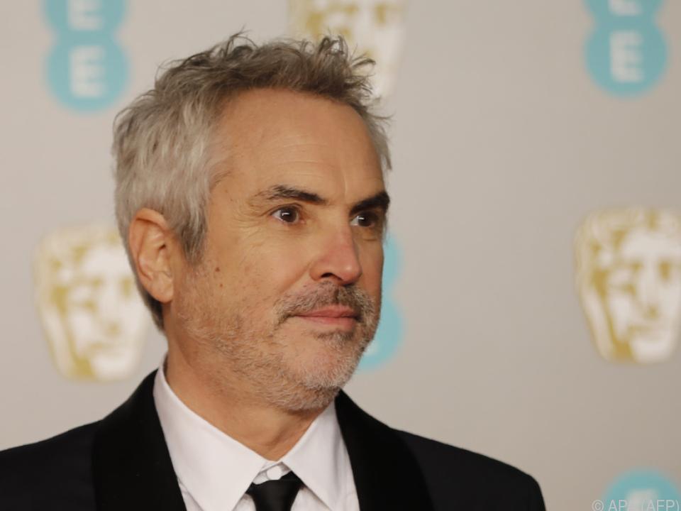 Der Film von Regisseur Alfonso Cuaron ist ein Oscar-Favorit