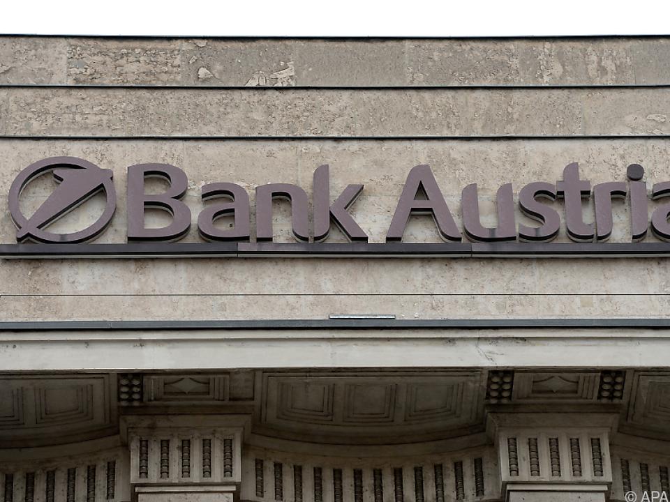 Die Bank Austria verzeichnet Gewinne