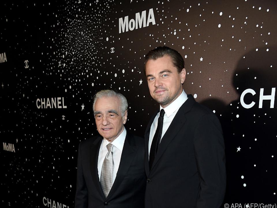Die beiden Hollywood-Größen machen gemeinsame Sache